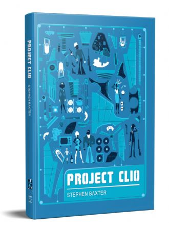 Project Clio [jhc] by Stephen Baxter